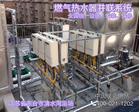 商用燃气热水器 能率燃气热水器采暖供热水两用壁挂炉 热水锅炉