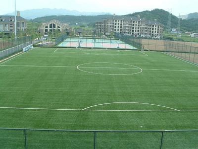 创设11人圭表足球场的预算和施工