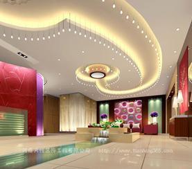 郑州洗浴中心装修设计公司6洗浴中心装修
