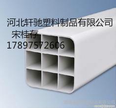 济南PVC格栅管厂家,九孔格栅管报价