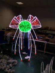 全球供应LED路灯杆造型灯 市政春节亮化