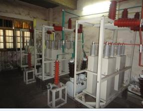 35KV高压无功补偿形式试验报告 35KV电容柜试验报告 35KV电容器成套试验报告