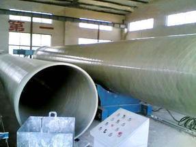 上海玻璃钢管道_夹砂管道厂家