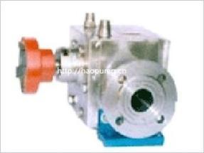 BW系列不锈钢保温泵热熔胶泵