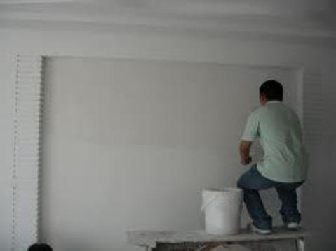 墙面粉刷 喷漆
