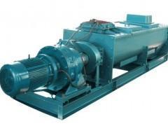 双轴-单轴粉尘加湿搅拌机/双祥机械
