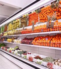 超市冷柜,风幕柜,立风柜的选购技巧