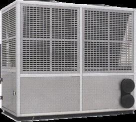 模块型风冷热泵机组