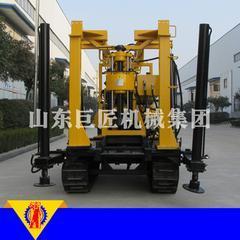 XYD-130履带式水井钻机 深百米打井机性能可靠问题少