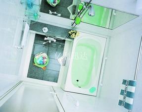 供应装修宾馆卫生间专用整体卫浴