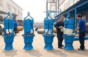 防汛轴流泵,潜水防汛轴流泵