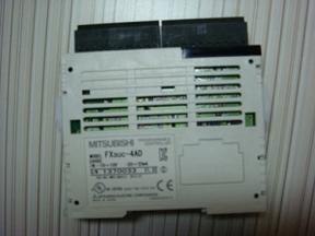 三菱FX系列模块FX3U-4AD模拟量输入输出模块