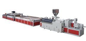 PVC  PE木塑生产线