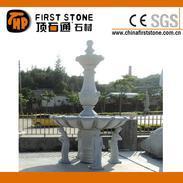 大型户外人物雕像喷泉GAF318