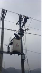 高压户外线路柱上电容补偿柜ZRTBBZW