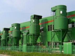 CTT型锅炉脱硫除尘器
