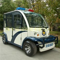 无锡电动治安巡逻车,4座物业巡逻车厂家直销
