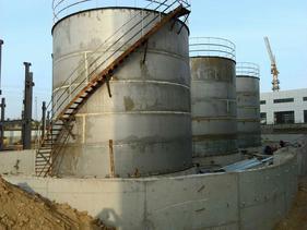 山东双层油罐泄露的检测