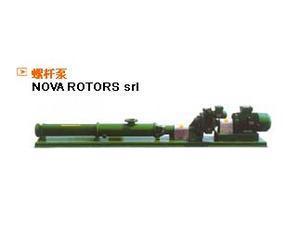 意大利NOVA ROTORS srl 螺杆泵