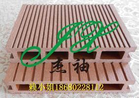 深圳杰袖塑木空心地板厂家︱宝安塑木实心地板销售