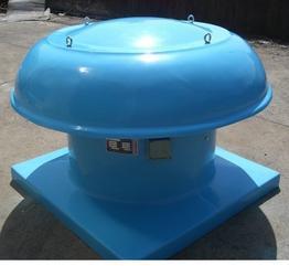 DWT系列低噪声屋顶通风风机