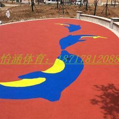 安徽塑胶地坪施工厂家
