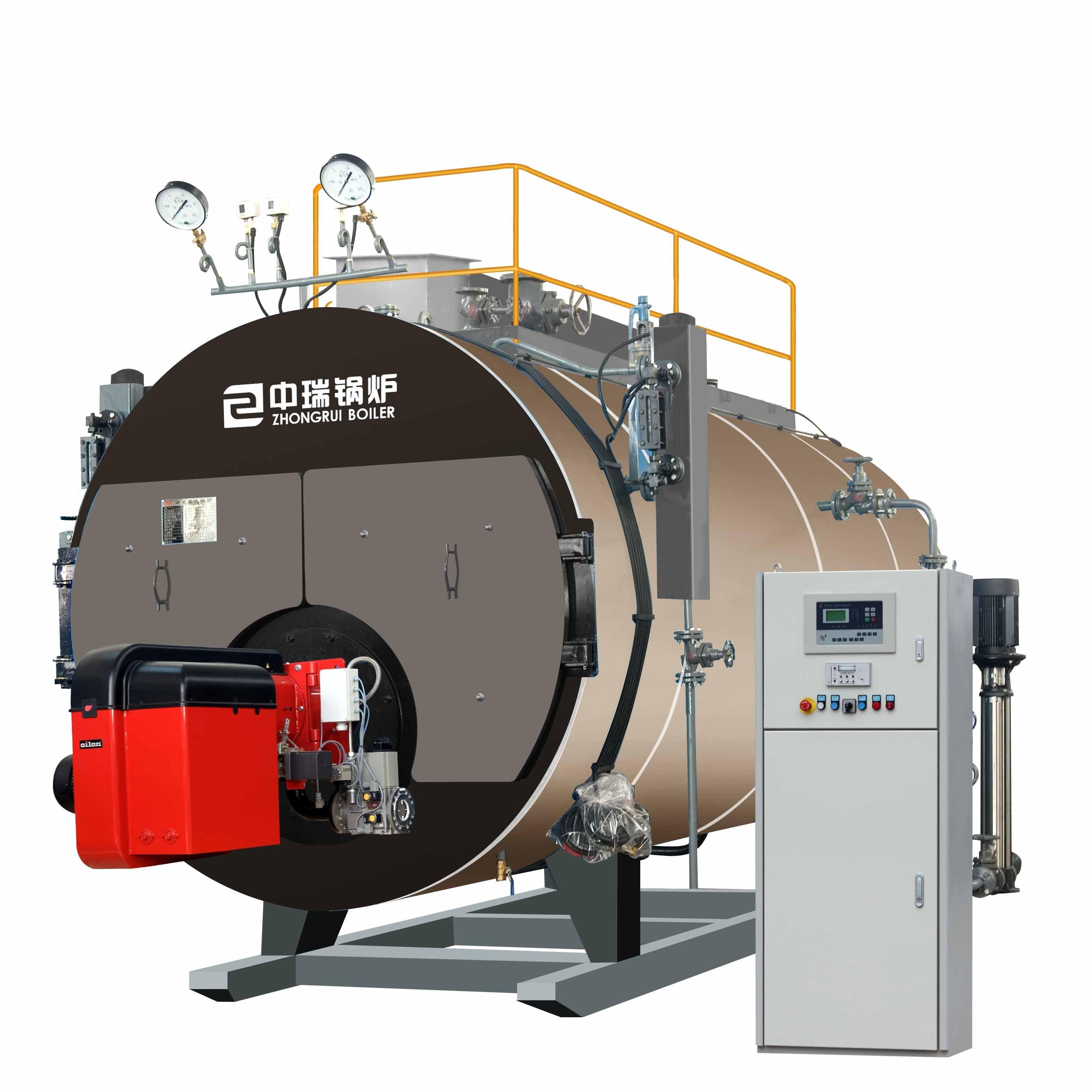 工业锅炉设备_冷凝卧式蒸汽锅炉_CO土木在线