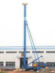 CFG20 液压步履式长螺旋钻机,性能可靠
