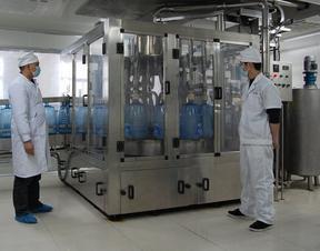 郑州天宇桶装纯净水设备
