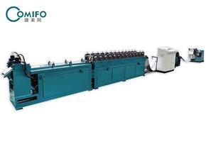 【康美风】防火阀生产线/正压送风口外框生产线/排烟口生产线