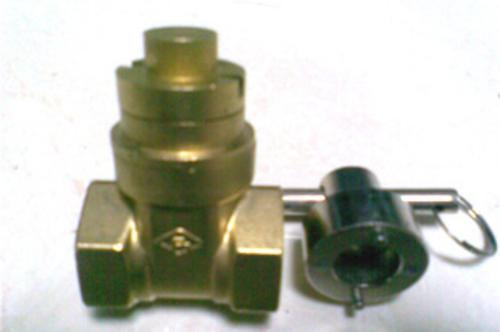 jmz15w-16t磁性加密丝扣铜闸阀图片