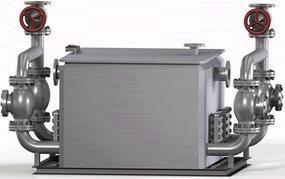 不锈钢四泵内置式设备—污水提升排放设备—排水设备——WSPJIV-N/F系列