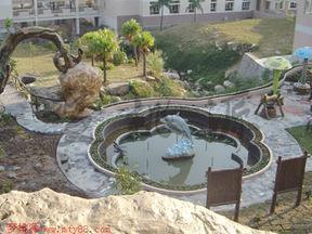 地理园、生物园、校园文化、生态园