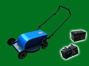 绿节牌环保节能型胶电型21寸电动草坪机 割草机
