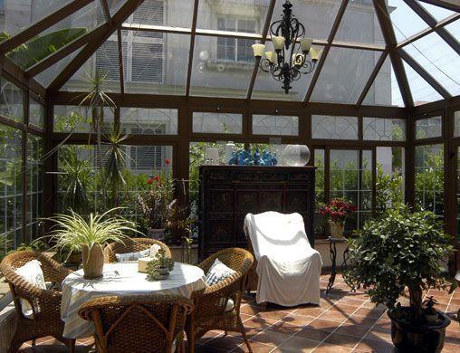 钢结构阳光房,阳光房设计,玻璃阳光房,北京阳光房