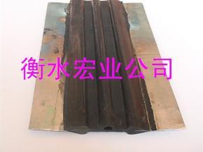 钢边橡胶止水带300×8新型半孔型