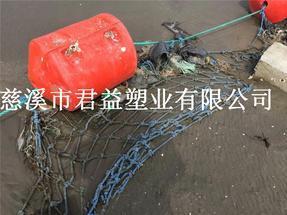 拦污浮体  夹网浮体