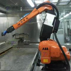 自动喷涂机器人生产线 替代人工高效率 机器人系统集成
