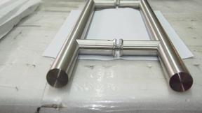 花键42B高品质不锈钢淋浴房拉手