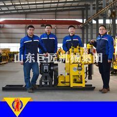 深百米水循环液压钻进机厂家直销 HZ-130Y小型打井机