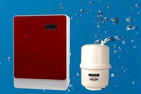50G红色经典RO 家用净水器