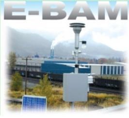 METONE E-BAM可移动式颗粒物监测仪