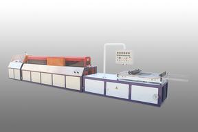 宽幅履带式玻璃钢拉挤设备专业生产供应济南鼎和顺机械