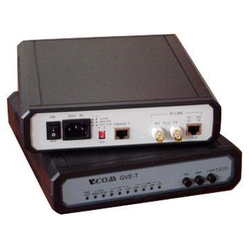 网桥E1转LAN以太网桥转换器_CO土木在线