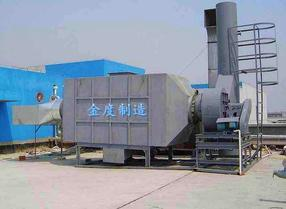 尾气回收专用废气处理设备