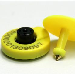 低频电子耳标,猪耳标YJ-E134,牛耳标