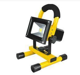 FLD-TGD20W充电投光灯便携led登山灯夜钓灯
