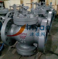给水回转式调节阀T40H-100C