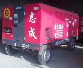 租赁 螺杆空压机 出租柴油动力空压机 低油耗 超静音