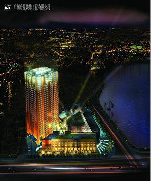 广州商业大厦装修,大厦设计